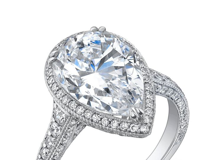 Tmx 1339686956606 EngagementRing2 Cedar Grove wedding jewelry