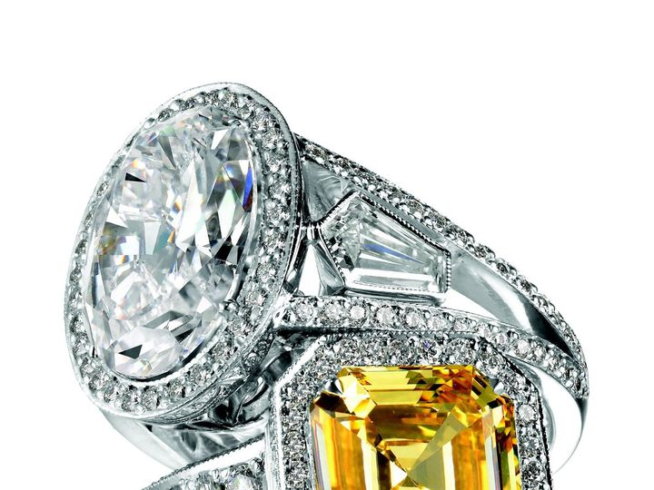 Tmx 1339686991753 Stackyelandwhiterings Cedar Grove wedding jewelry