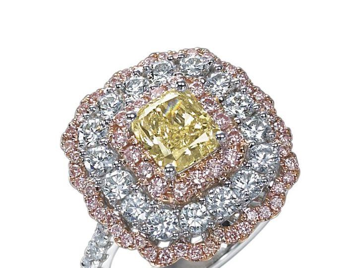 Tmx 1339687034038 Yanina1202002062Bv3yellow2 Cedar Grove wedding jewelry
