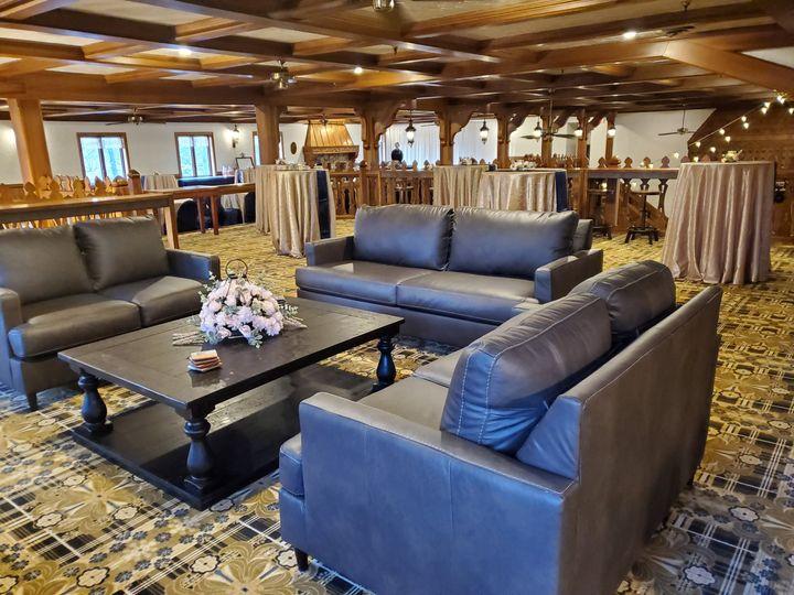 Loft Lounge Area