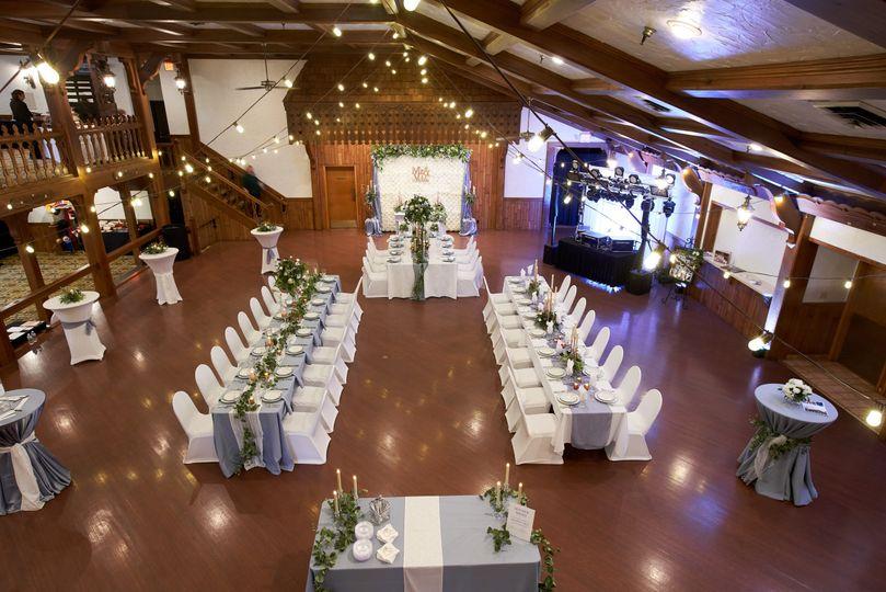 Main Floor Layout Option