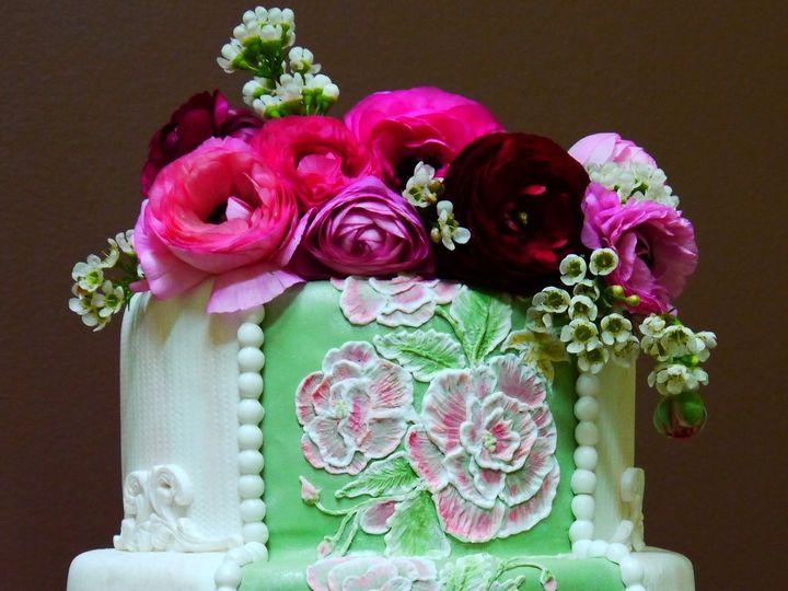 Tmx 1374538839868 P1090092 Castle Rock wedding cake