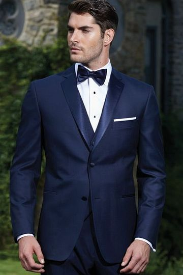 Navy Blue formal tux