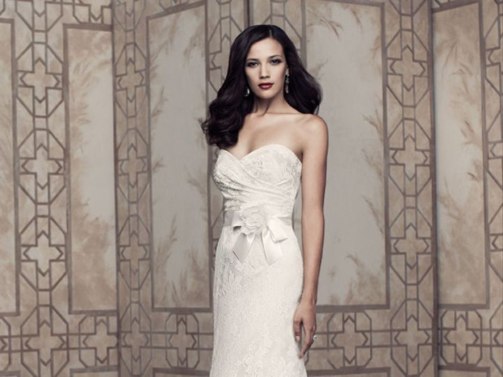 Tmx 1416611714548 Paloma Blanca Bridal 2013 4355 Southfield, Michigan wedding dress