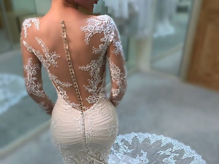 Tmx 1523125993 60c6f3717eebccb6 1523125992 0abd7db5e80eef4f 1523125992102 4 Blue Enzoani Kate  Southfield, Michigan wedding dress