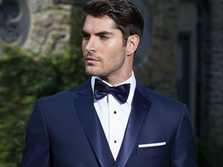 Tmx Mens Blue Tux 51 573238 Southfield, Michigan wedding dress