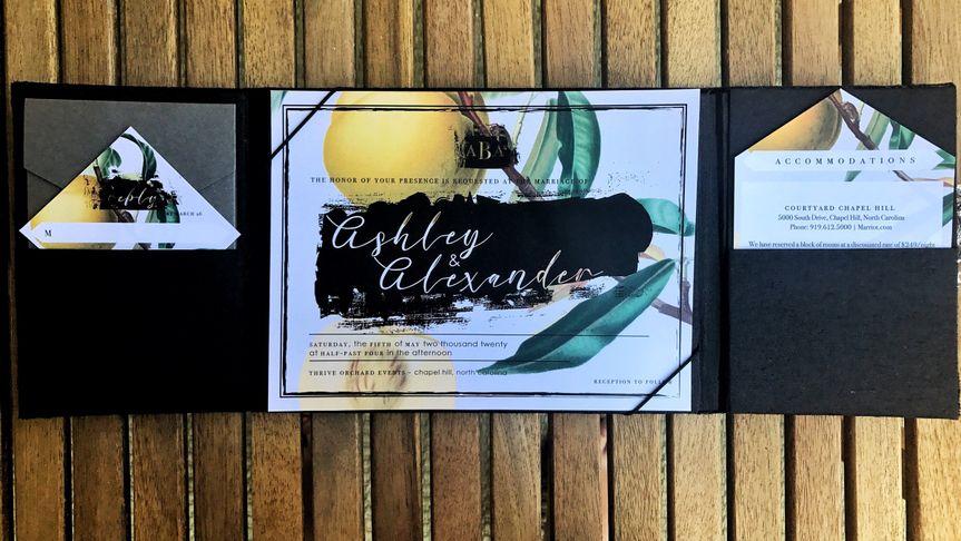 Folio Wedding Invitations