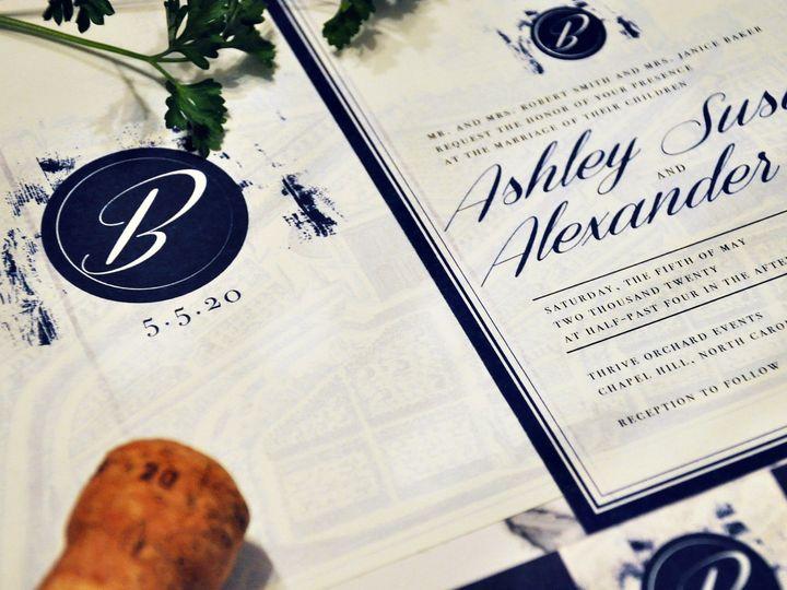 Tmx 1514581713612 Img8478 Cary, NC wedding invitation