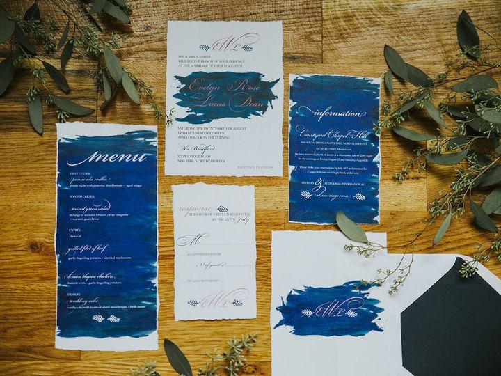 Tmx 1514581737725 Jpl 4 Cary, NC wedding invitation