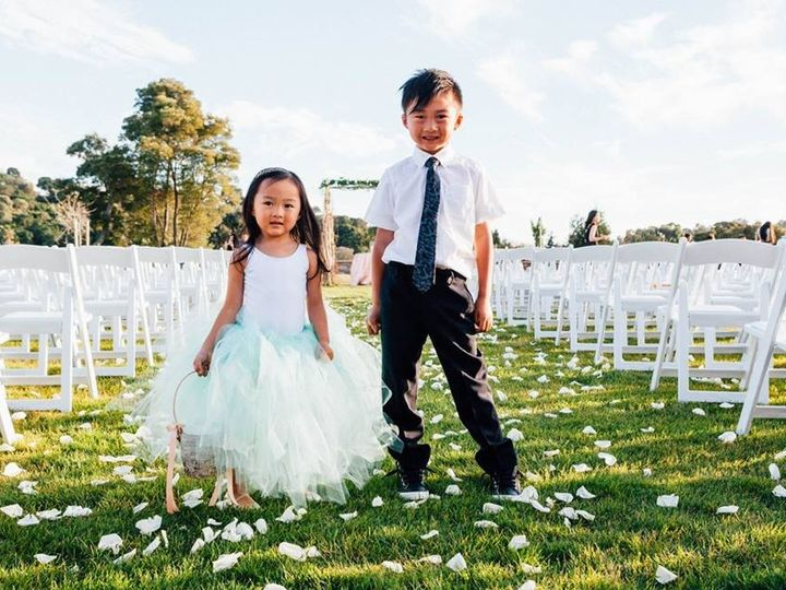 Tmx 1457463622927 Flowergirl And Ring Barer San Rafael, California wedding venue
