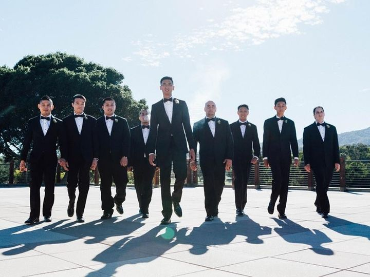 Tmx 1457463628296 Jonathan And Groomsmen San Rafael, California wedding venue
