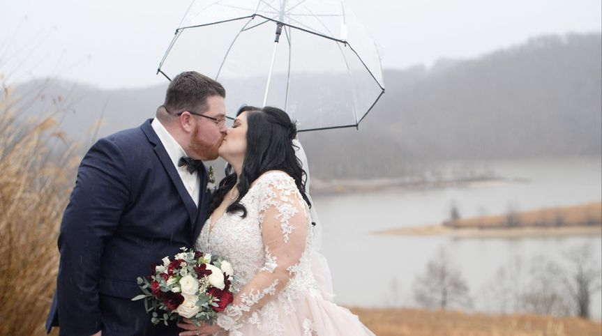 Stonewall Winter Wedding