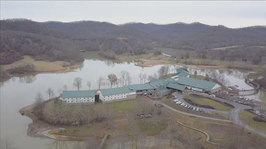 West Virginia Drone shot