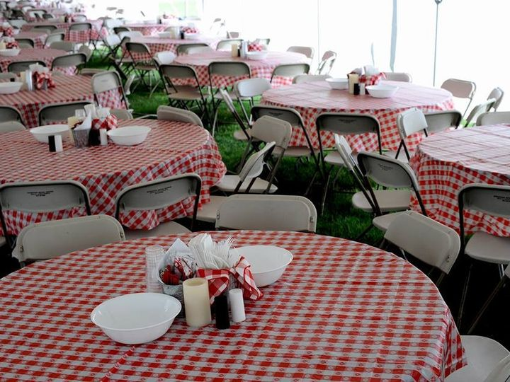 Tmx 1414678943850 Catering Pic Tables Ipswich, MA wedding catering