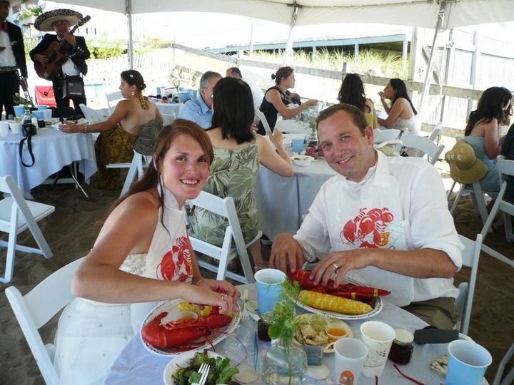 Tmx 1414678949290 Lobster Wedding Ipswich, MA wedding catering