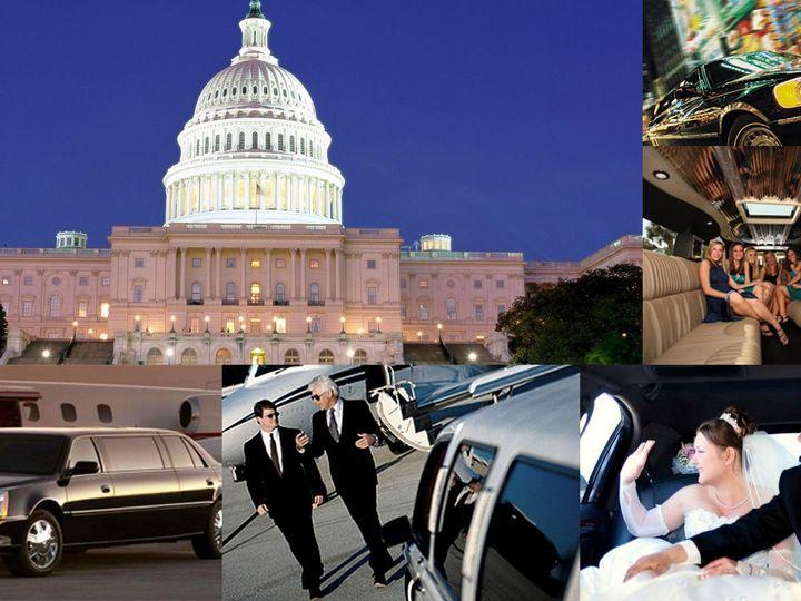 Tmx 1381737245123 Travelerschoicelimousine McLean wedding transportation
