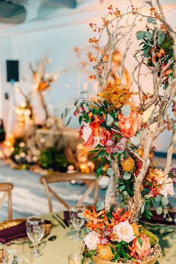 Marine Aquarium Wedding