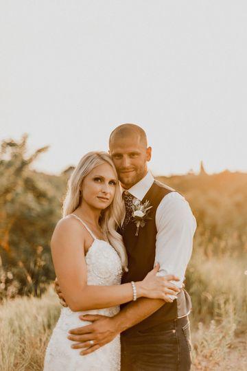 Jenna + Jakob wedding