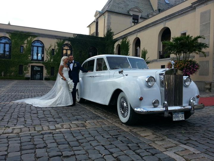 Our Rolls Royce is the perfect vehicle to add a beautiful vintage look to your special day!