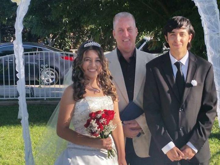 Tmx 1460857931684 Bianca  Joseph Yucaipa, CA wedding officiant