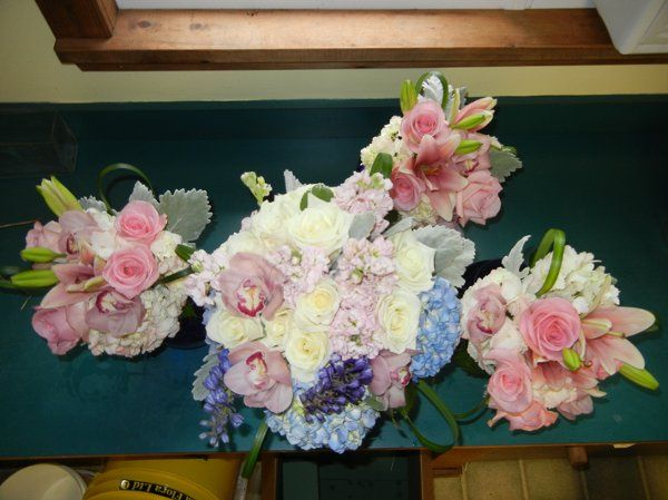Tmx 1326315540557 Nicolettewedding004 Franklin wedding florist
