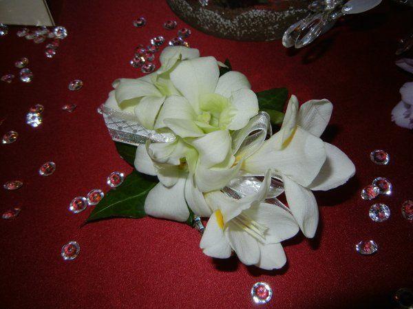 Tmx 1326316189659 BridalShowOct2011007 Franklin wedding florist