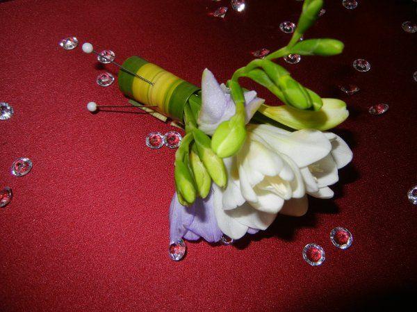 Tmx 1326316288619 BridalShowOct2011008 Franklin wedding florist