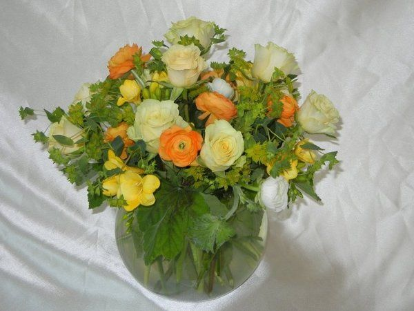 Tmx 1332961330093 Ranunculusarrangement Franklin wedding florist