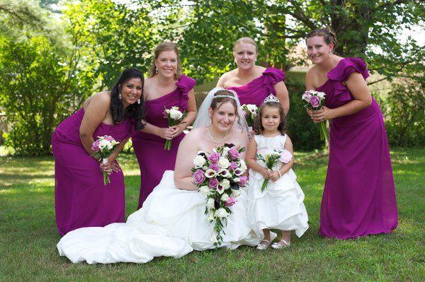 Tmx 1334414101407 KimandBernard1541 Franklin wedding florist