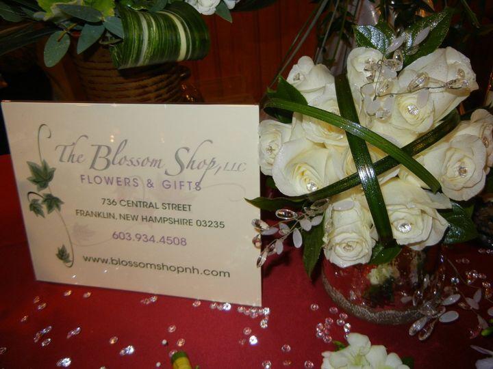 Tmx 1341259300404 BridalShowOct2011010 Franklin wedding florist