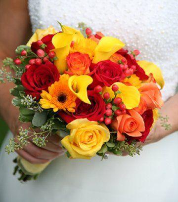 Tmx 1341259324971 Fallautumncallalilybridalbouquet05 Franklin wedding florist