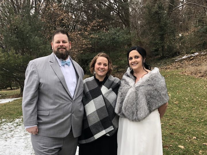 Tmx 1 19 19 Crystal And Robert 51 975338 York, PA wedding officiant