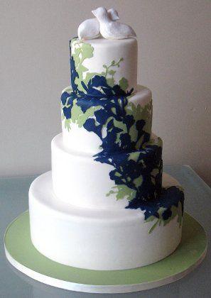 Tmx 1314549599135 Mccaully Seattle wedding cake