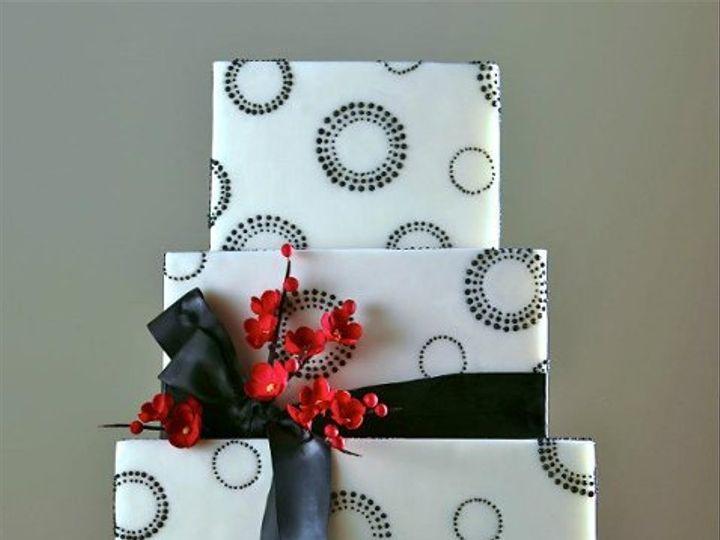 Tmx 1334087988482 Chelsea Seattle wedding cake