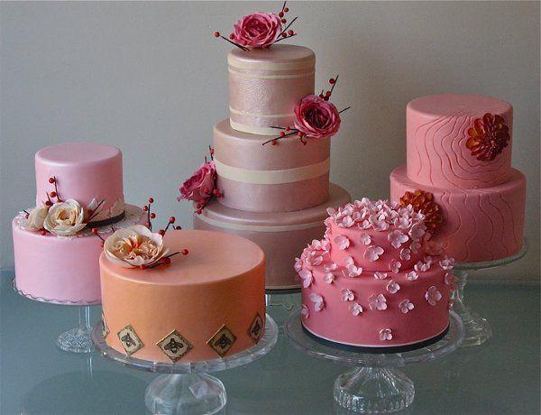 Tmx 1334093374830 Pinkcakes Seattle wedding cake
