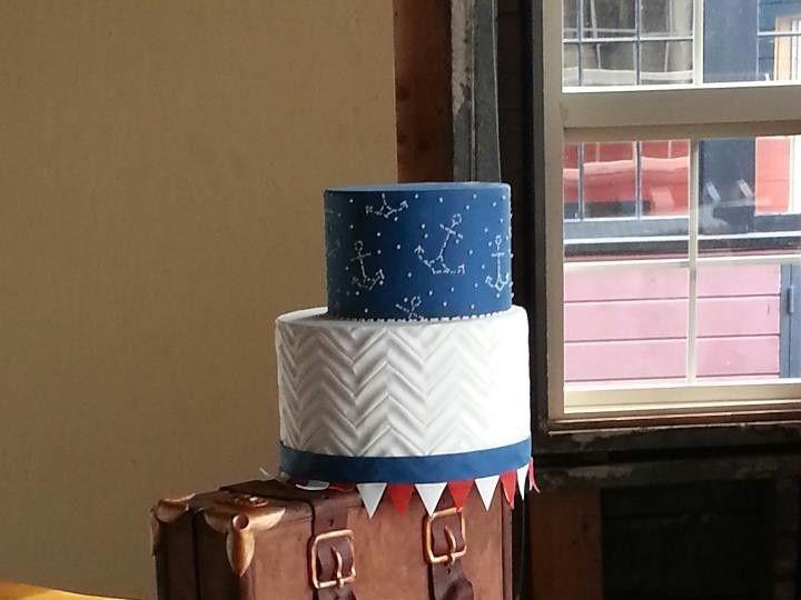 Tmx 1371016700437 Sodo Park Cake Seattle wedding cake