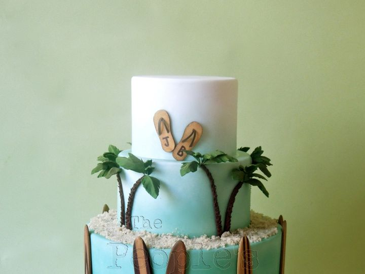 Tmx 1371017632724 Brent Seattle wedding cake