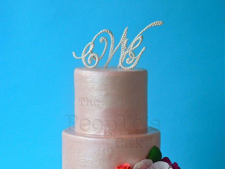 Tmx 1371017666306 Cynthia Seattle wedding cake
