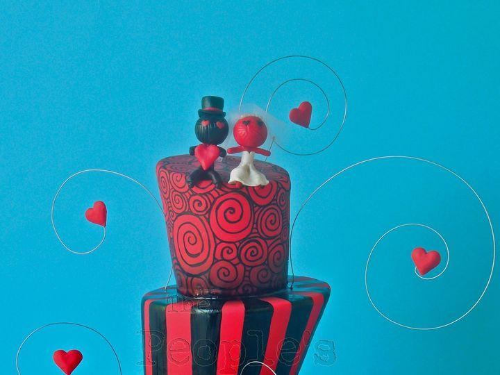 Tmx 1371017779459 Dushan Seattle wedding cake