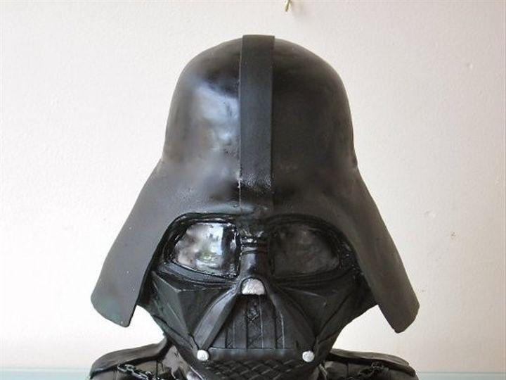 Tmx 1371017977088 Darth Vader Cake Seattle wedding cake
