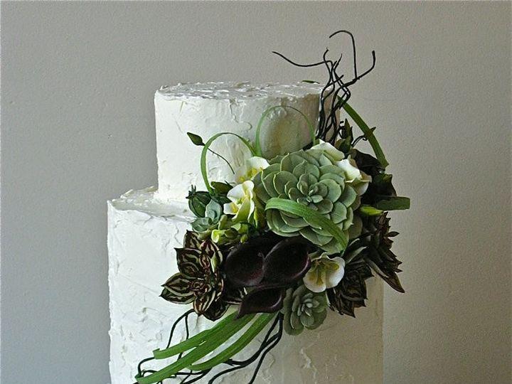 Tmx 1371017982436 Rustic Bird Nest Cake Seattle wedding cake