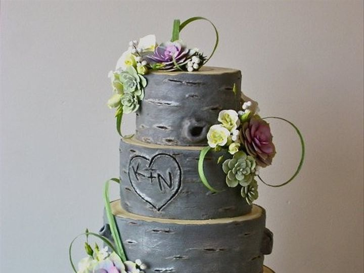 Tmx 1371017988524 Tree Cake Seattle wedding cake