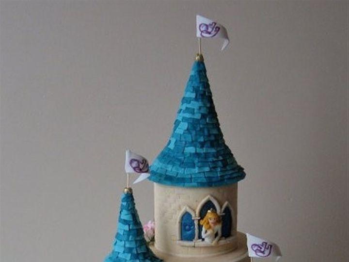 Tmx 1371018046508 Castle Cake Seattle wedding cake