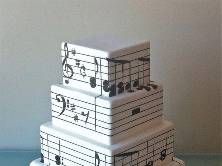 Tmx 1371018051109 Music Notes Seattle wedding cake
