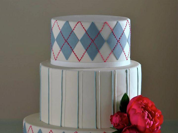 Tmx 1371018530841 Maggie Seattle wedding cake