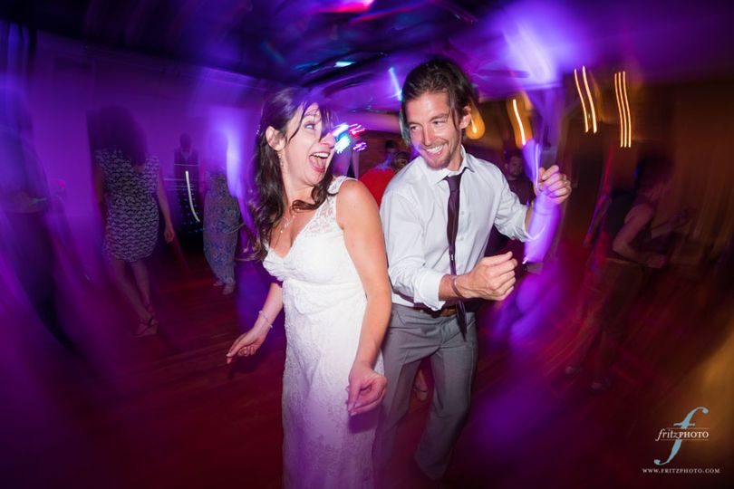 Hood River Wedding Dance Party