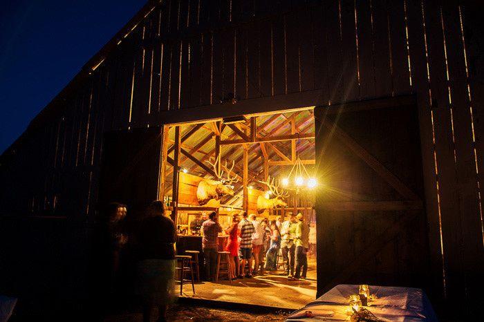 Tmx 1391148598445 Barn At Night With El San Luis Obispo, CA wedding venue