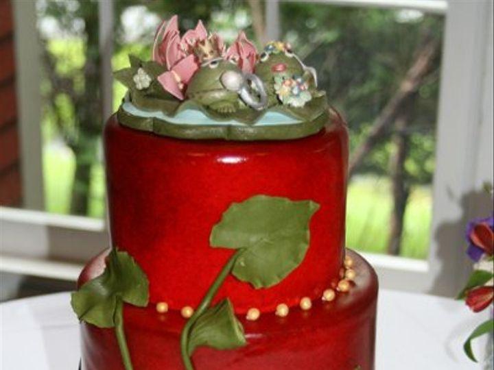 Tmx 1206645760268 072807%2CJenL%2Cfullview Raleigh wedding cake