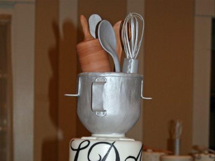 Tmx 1273759123882 112109Adrienne4x6copy Raleigh wedding cake