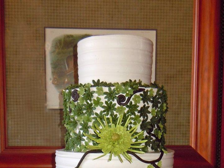 Tmx 1343755025703 031911MeganCMtTopInn Raleigh wedding cake